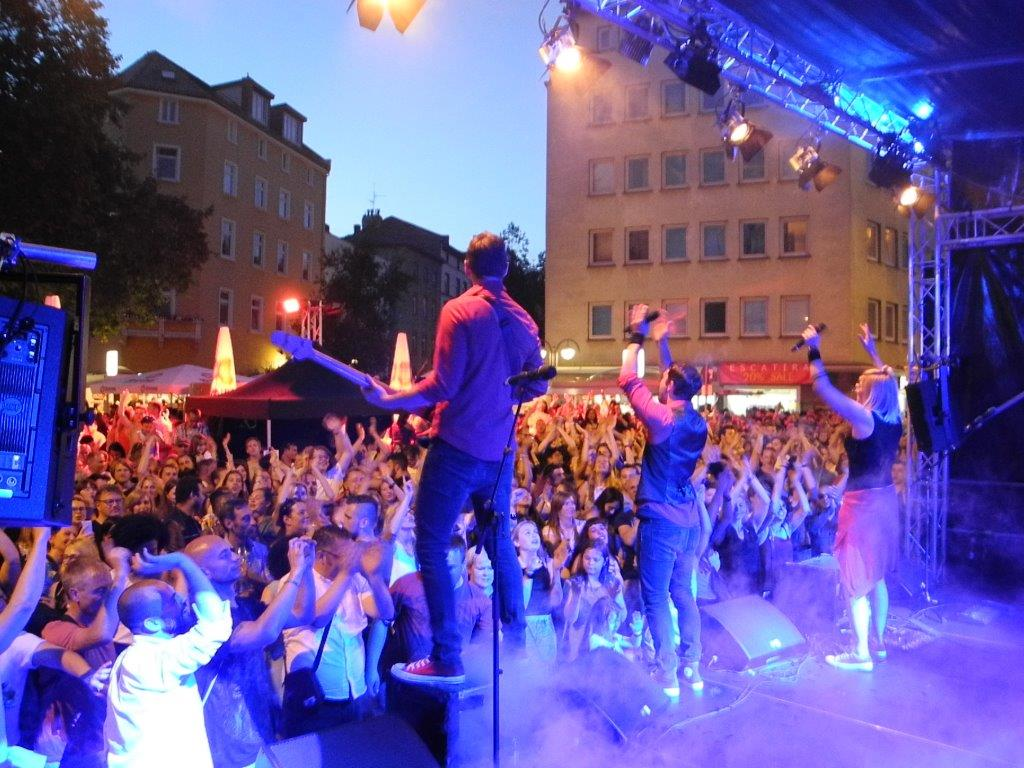 Bergerstraßenfest